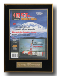 QST Cover 1997
